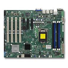 MBD-X10SLX-O, Server, ATX, Intel, Socket H3 (LGA 1150), DDR3-SDRAM, 1600 MHz