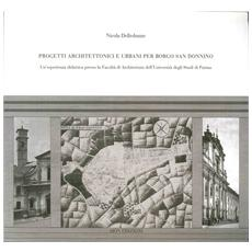 Progetti architettonici e urbani per Borgo San Donnino