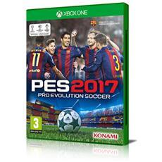 XONE - Pro Evolution Soccer Pes 2017