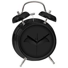 Orologio Batman Alarm Clock Black Batarang