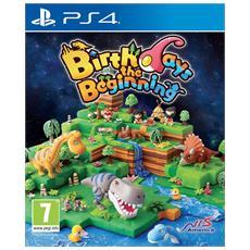 PS4 - Birthdays the Beginning