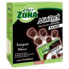 minirock noir cioccolato fondente senza glutine 5 minipack da 24 g