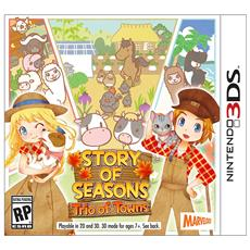 N3DS - Story of Seasons Trio of Towns
