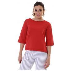 F-reverse Boat Neck 5334 T-shirt Donna Taglia Xs