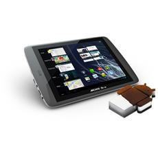 "Tablet Turbo 80 G9 Blu 8"" Dual Core Memoria 8 GB +Slot MicroSD Wi-Fi - 3G Android -"