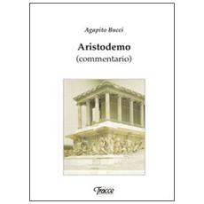 Aristodemo. Commentario