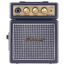 Amplificatore MS-2C per Chitarra a Batterie
