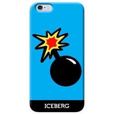 Cover in TPU per iPhone 7 Plus - Bomb