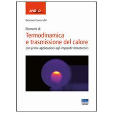 Termodinamica e trasmissione del calore