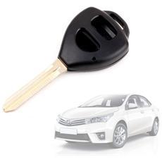 Cover Guscio Chiave A Distanza A 2 Tasti Telecomando Compatibile Toyota Corolla