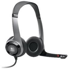 Cuffie Logitech H530 Cavo Stereo - Over-the-head - Ear-cup - 20 Hz - 20 kHz - 2,44 m Cavo - USB - Cancellazione del rumore