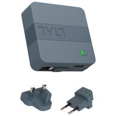 Energi 6K+, Interno, Smartphone, Tablet, AC, Grigio, Contatto, EU, UK