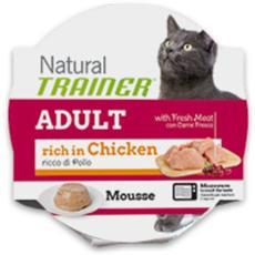 Cibo per gatti Adult Mousse con Pollo 85 gr