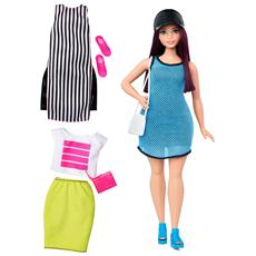MATTEL - Barbie Fashionista E Moda - Sporty