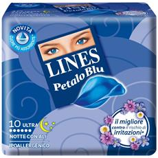 Petalo Blu Notte X10