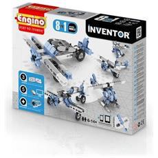 94152 Inventor 4 Models Aircrafts