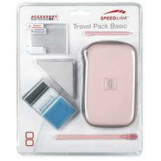 Speed-Link NDS Lite Travel Pack Basic (8in1) , pink