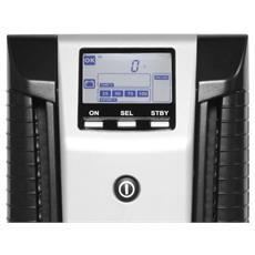 SEP 1500 1500VA 4AC outlet (s) Compatta Nero gruppo di continuità (UPS)