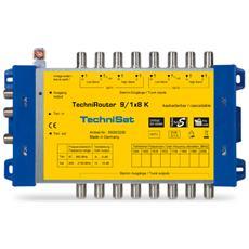 TechniRouter 9/1x8 K, Cablato, 0.047 - 2.15