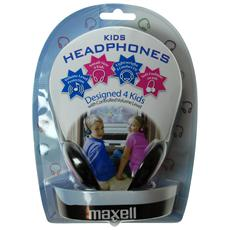 Kids Safe Headphone Clip - Pink