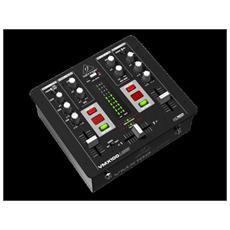 Bh Vmx100usb Mixer Per Dj 2ch Usb