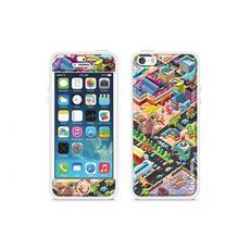 Cover Custodia Per Smartphone Cushi Plus Original-Iphone 5/5s-Suburb