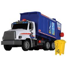 Dickie Toys - Air Pump - Camion Americano Ecologia 33 Cm