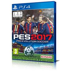 PS4 - Pro Evolution Soccer Pes 2017