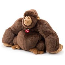 Gorilla Marrone Rocco Cm. 48