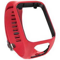 Cinturino per Orologio Premium Large - Rosso