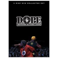 Public Enemy - D. O. P. E. The Definition Of Public Enemy (5 Dvd)