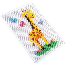 Set Di Puzzle Peg-a-mosaic A4 2070