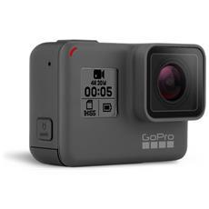 GOPRO - HERO5 Black 12MP 4K Ultra HD Wi-Fi fotocamera per...