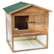 Casa Per Allevamento Conigli In Legno