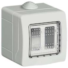Magic / matix 255025 Idrobox Ip55, 2 Posti.