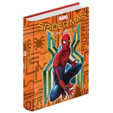 Diario Scolastico Spiderman 10 Mesi Scuola Elementare 352 Pagine Uomo Ragno