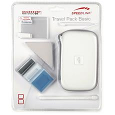 Speed-Link NDS Lite Travel Pack Basic (8in1) , white
