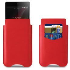 """SMA3136R 5"""" Custodia a sacchetto Rosso custodia per cellulare"""