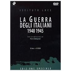 Guerra Degli Italiani (La) (4 Dvd+Libro)