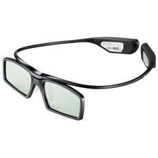 SSG-3550CR Occhiali 3D Attivi Ricaricabili compatibili con Serie 2011 / 2012