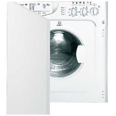 Lavatrice IWME 8 (EU) a Scomparsa Totale Classe A+ Capacità 6 Kg Velocità 800 Giri