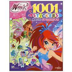 Magic collection. 1001 stickers. Winx club