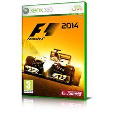 Videogioco Formula One 2014 per Xbox 360 Singolo e Doppio Corsa FORMULA 1 2014 X360