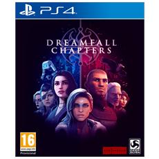 PS4 - Dreamfall Chapters