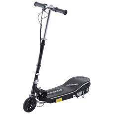 Monopattino Elettrico E-scooter Con Luci 12km / h Pieghevole, Nero