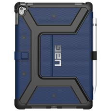 "Urban Armor Gear IPDPRO9.7-CBT 9.7"" Custodia a libro Blu compatibile Apple iPad"