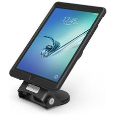 Hand Grip and Dock Tablet Stand - Secure Tablet Hand Grip