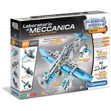 13953 - Scienza E Gioco - Laboratorio Di Meccanica - Aereo E Elicotteri