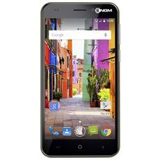 """You Color P508 Oro 16 GB 4G / LTE Dual Sim Display 5"""" HD Slot Micro SD Fotocamera 13 Mpx Android Italia"""