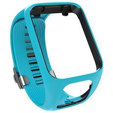 Cinturino per Orologio Strap Premium Large - Azzurro